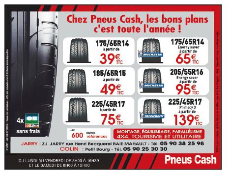 PNEUS CASH