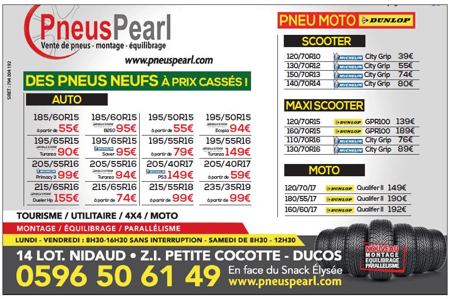 PNEUS PEARL